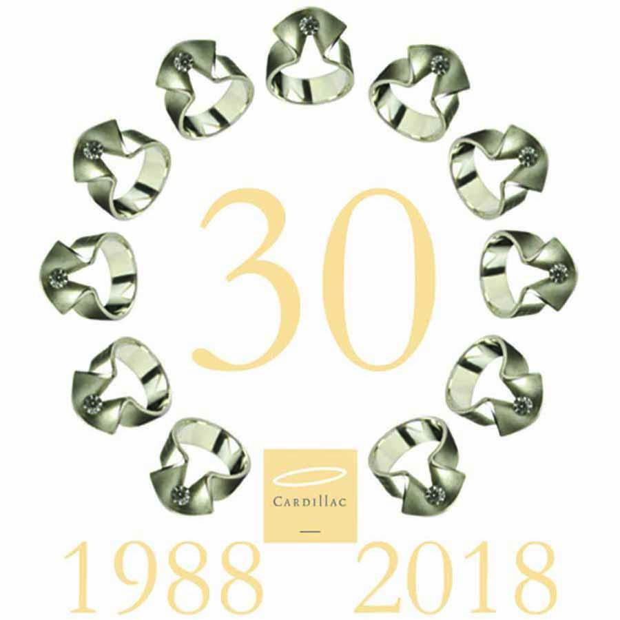 1988-2018 Cardillac 30 jarig bestaan